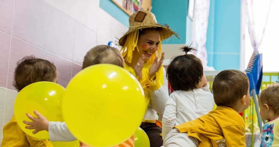 Proyecto Educativo Escuela Infantil Dálmatas