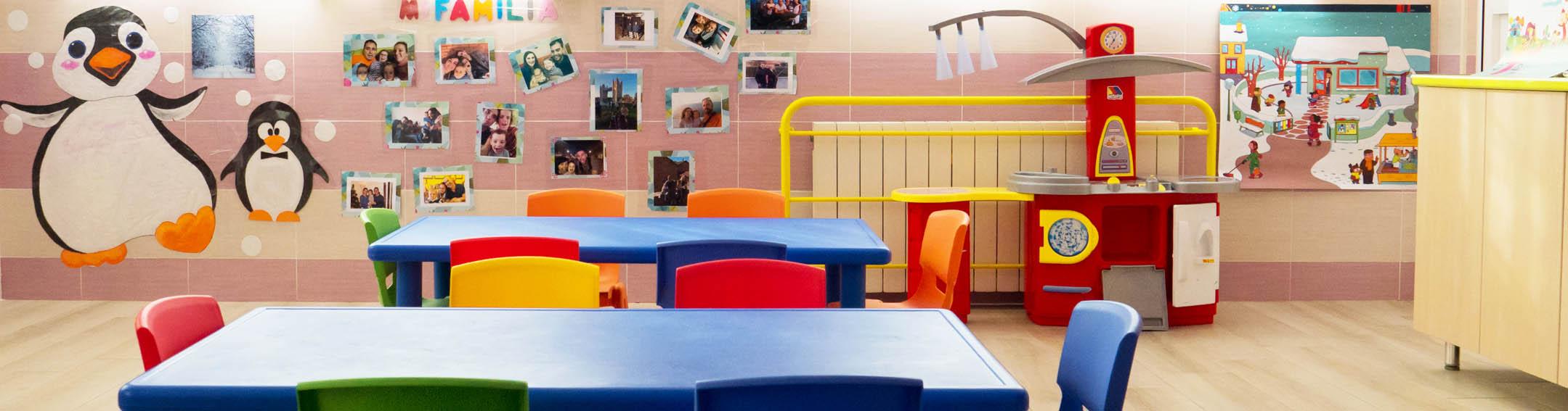 Ubicación Escuela Infantil Dálmatas Móstoles