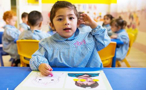 Escuelas infantiles en Móstoles privadas