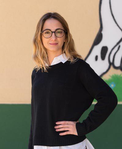 Ana Aparicio psicomotricista