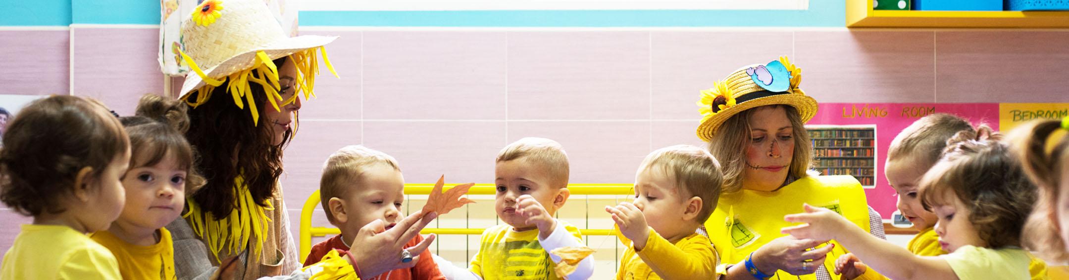 proyecto educativo guarderia dalmatas mostoles