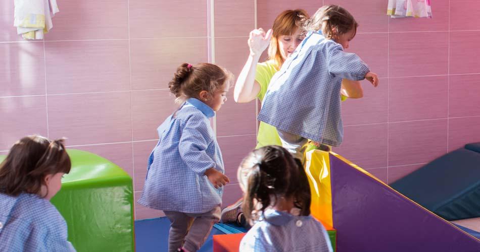 escuelas con clases de psicomotricidad en mostoles