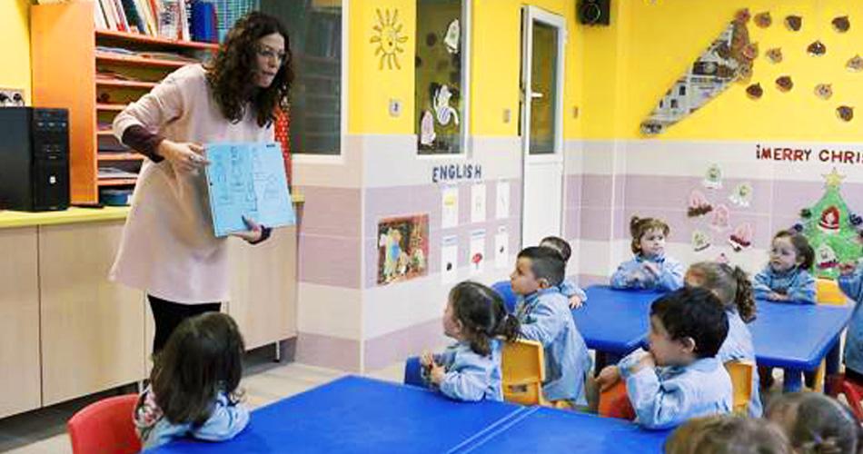 Guarderias bilingües Móstoles, clases en inglés